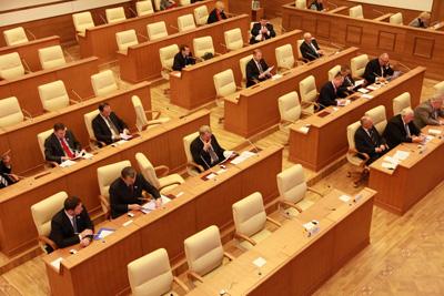 Весенняя сессия в Думе 2010