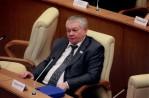 Владимир Коньков на новом рабочем месте