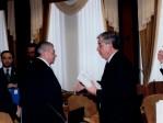 Владимир Коньков с Александром Левиным