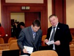 Владимир Коньков с Евгением Артюхом